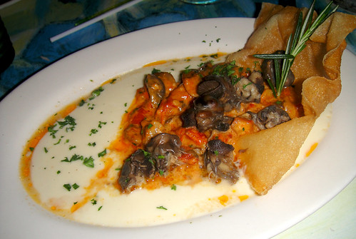 Escargots in Puff Pastry