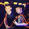 Vinny & bebo (<33~LEXIE~<33) Tags: boy red hot smile adorable iconic vinny 787 fohawk fowhawks