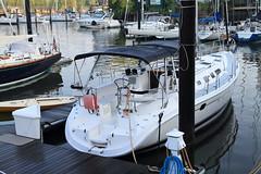 Dockside Dreaming (pmarella) Tags: boat jerseycity nj dreaming pmarella hudsonriver dockside onthewaterfront riverviewpkproductions icoverthewaterfront libertylandingmarina