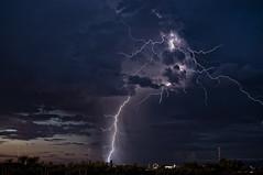Inception (Steven Maguire Photography) Tags: arizona monsoon thunderstorm lightning natureskingdom