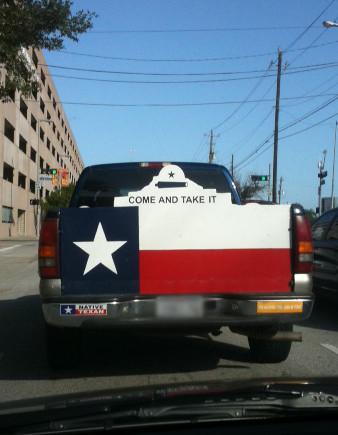 Texas Pride!