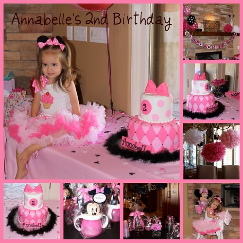 Annabelle's 2nd birthday