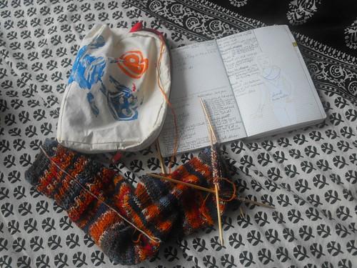 Africa's Socks, mis primeros calcetines