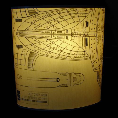 enterprise d lamp 9