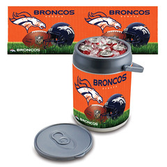 Denver Broncos Can Cooler