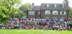 August 25 (Lake Forest College Daily Click) Tags: college freshman classphoto lakeforest firstyear 2015 foresters lakeforestcollege dailyclick classof2015 foresterforever