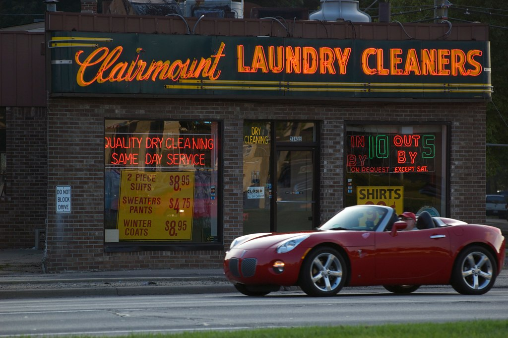 Clairmount Laundry Cleaners