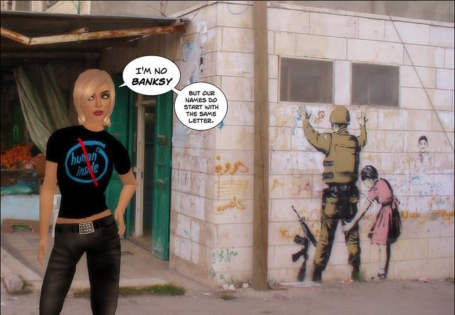 I'm No Banksy
