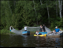 collaboration: paul, nathaniel, saara, charlotte, jondi, toni, troy in boats