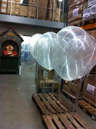 Hete Luchtballon Efteling
