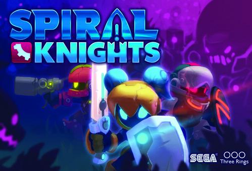 Spiral Knights at PAX