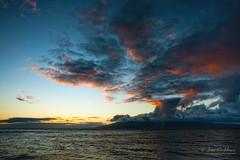 Sunset II, Kaanapali, Maui (John C. House) Tags: sunset seascape hawaii nikon maui nik everydaymiracles d700 mygearandme mygearandmepremium johnchouse