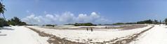 The Watamu beach on Low Tide (2nd try)