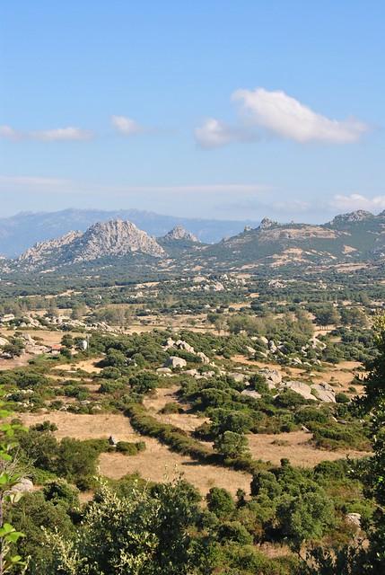 Sardinia - Valle della luna