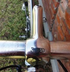 3TT stem & handlerbar (coventryeagle48) Tags: 3 sport vintage corsa epoca ttt olmo campagnolo cinelli 3ttt velital