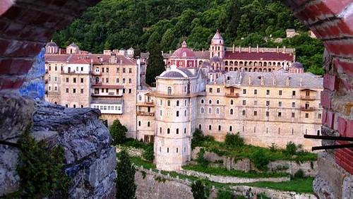 Monasterio Zograf