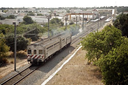 Regional 5913, Estação de Albufeira, 2011.07.02