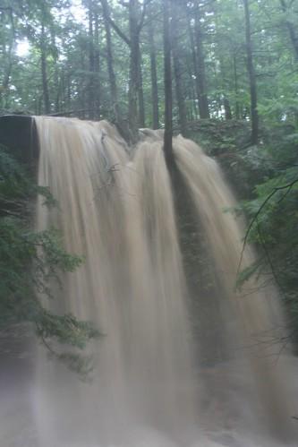Vermont's Hagar's Brook Post Hurricane Irene