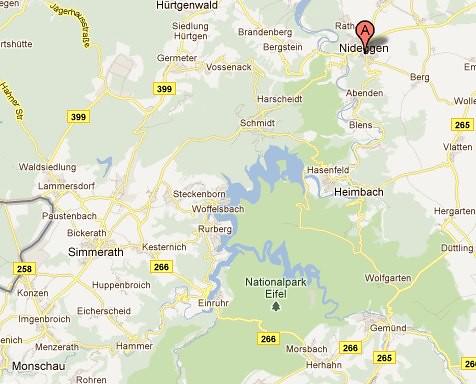 Nideggen, Deutschland - Google Maps