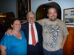 Warren Buffett at the Bohemian Cafe