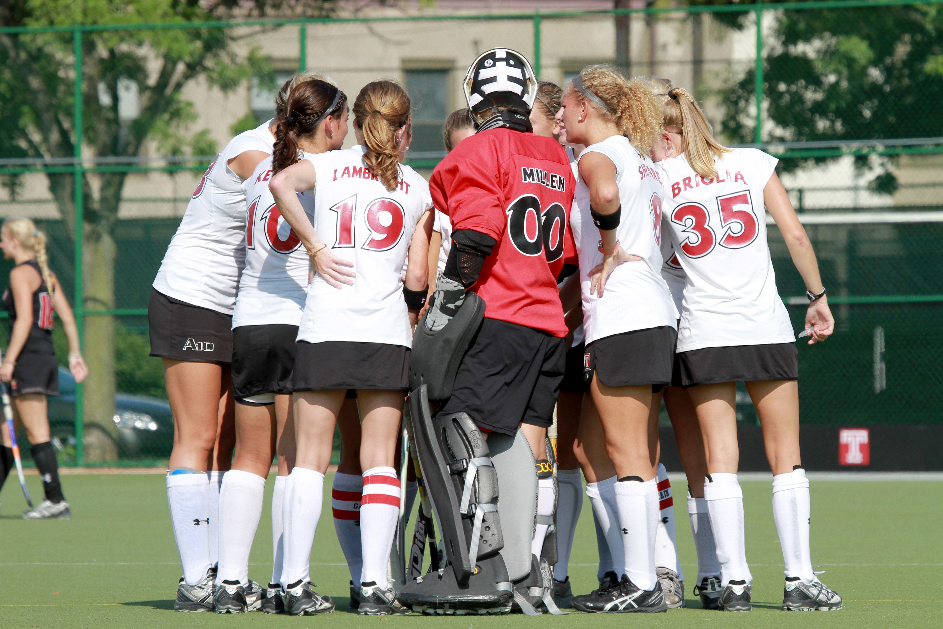 Temple University Field Hockey Team