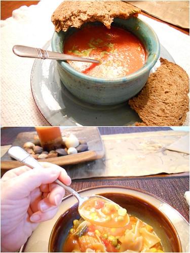 soup 2 ways