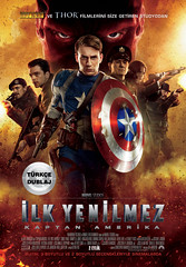 İlk Yenilmez: Kaptan Amerika - Captain America: The First Avenger (2011)