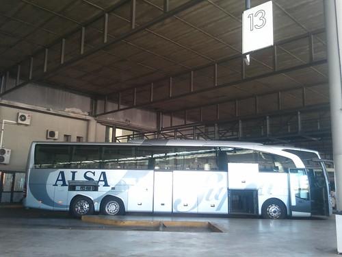 Bus Sevilla Malaga