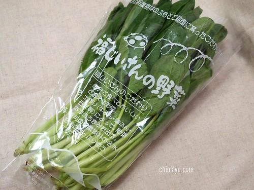 百姓隊 宮崎県産の小松菜