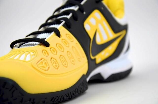 2011 US Open: Del Potro Nike shoes