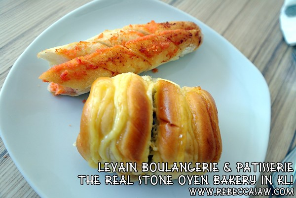 Levain Boulangerie & Patisserie, The real STONE OVEN bakery in KL-2