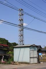吹塚の火の見櫓(川島町)