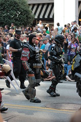 Parade 345 (Evil Benius) Tags: costume cosplay halo parade armor convention spartan mjolnir 405th odst orbitaldropshocktrooper dragoncon2011 convecostume paradention