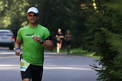 Parkmaratonci vadli v pekelné výhni