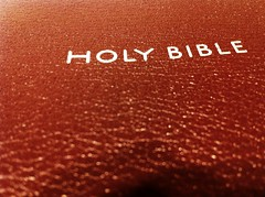 My Life in Pictures: Day 246 - New Bible