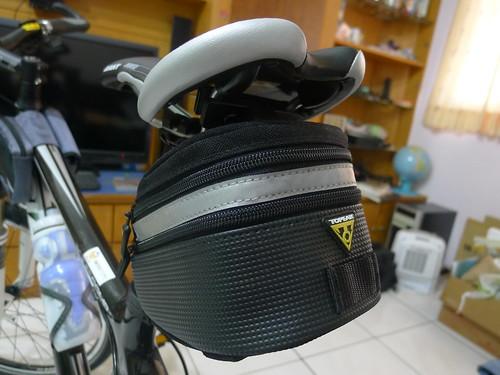 Topeak 綁帶座墊包