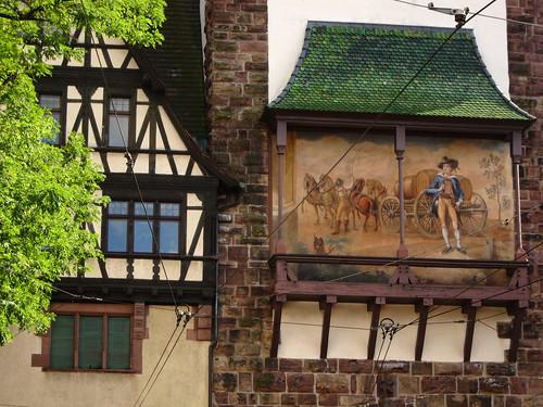Freiburg by Danalynn C