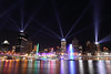 City of Lights (Me & My 5D3) Tags: festival lights brisbane santos