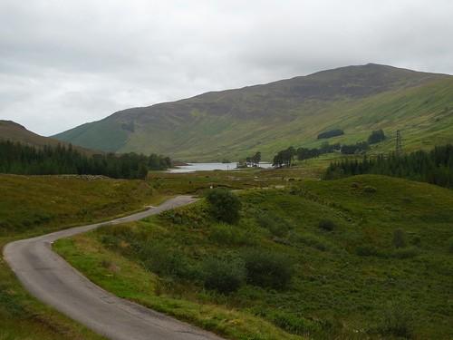 West highland loch