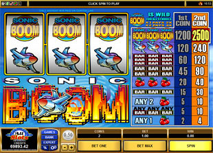 Sonic Boom Slots - Download Play Online Slot Machine ...