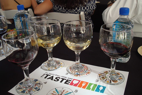 Wine Tasting at The Taste
