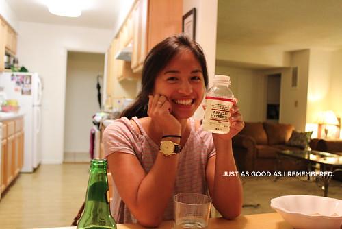 yummy Muji drink