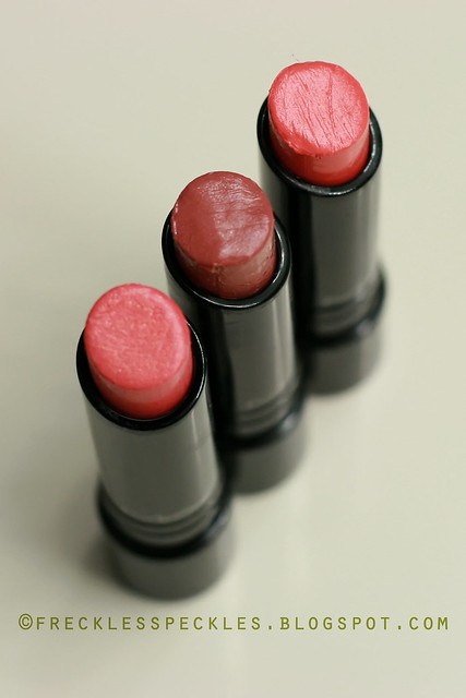 MAC Sheen Supreme Lipsticks