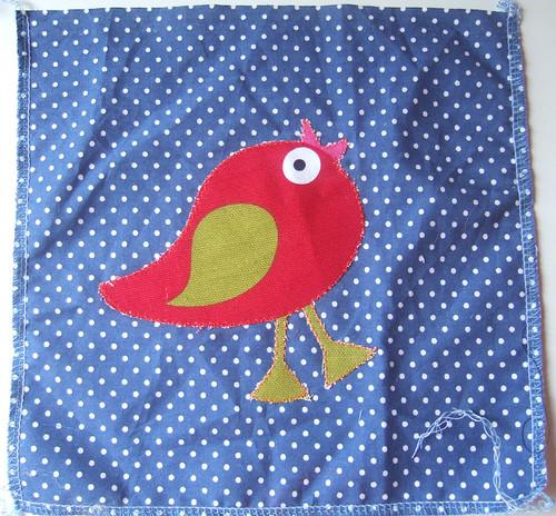 Bird square