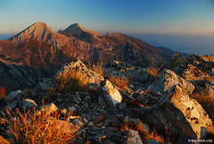 morning from Todorka peak , Pirin mountain , Bulgaria (.:: Maya ::.) Tags: mountain sunrise peak  pirin  vihren      kutelo mayaeye mayakarkalicheva   torodka wwwmayaeyecom