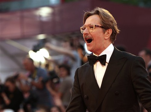Gary Oldman in 68th Venice Film Festival