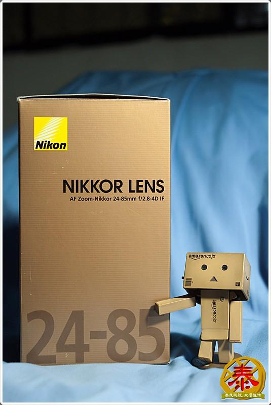 Nikon 24-85D開箱文