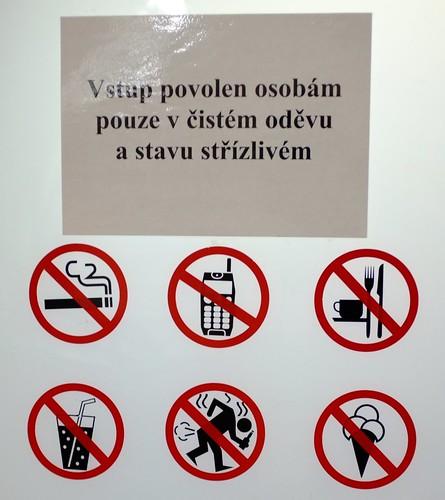 Door Notice