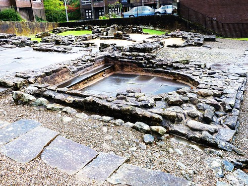 Roman Baths, Bearsden
