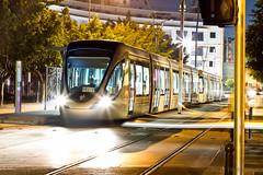 Tramway at Al Joulane Station (Beu